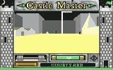 Castle Master Commodore 64 In the courtyard