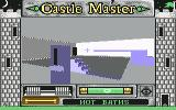 Castle Master Commodore 64 The same pool, drained