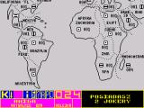 Imperator ZX Spectrum South continents