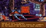 Crystals of Arborea Atari ST Answer correctly and win a big sword