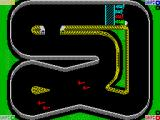 Super Sprint ZX Spectrum This track features a shortcut