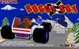 Speed Buggy Amiga Title screen