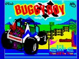 Speed Buggy ZX Spectrum Title screen