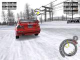RalliSport Challenge Windows 'Front of Car' point of view