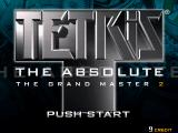 Tetris the Absolute: The Grand Master 2 Arcade Tetris The Absolute : The Brand Master 2 (Title)