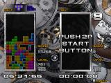 Tetris the Absolute: The Grand Master 2 Arcade Playing Tetris