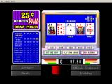 Casino! Windows 3.x The video poker machine.