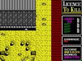 007: Licence to Kill ZX Spectrum Starting level (ground sequence)