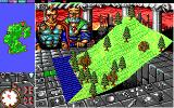 PowerMonger DOS Forest (EGA)