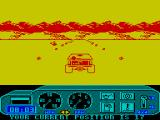 4x4 Off-Road Racing ZX Spectrum Race starts