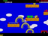 Rainbow Islands ZX Spectrum You can use your rainbows to climb up higher