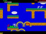 Rainbow Islands ZX Spectrum Some pick ups give you the ability to throw a double rainbow in one go