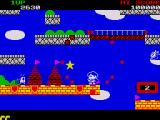 Rainbow Islands ZX Spectrum Jumping into these stars makes them explode and shoot in all directions killing any enemies in its path