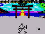 Chop N' Drop ZX Spectrum Between each round you play a game where you have to deflect bouncing balls