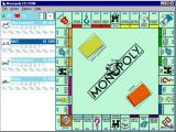 Monopoly Windows moving on the board