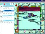 Monopoly Windows moving on the board is set to be animated (by default options)