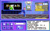 Neuromancer DOS Begin the New Game (CGA Composite)