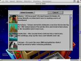 SimCity 2000 Macintosh Scenarios of simulated events.
