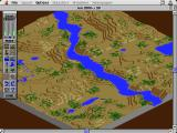 SimCity 2000 Macintosh Map editor.