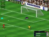 Microsoft Soccer Windows Good handling from this keeper