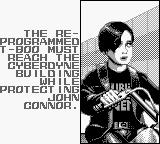 T2: Terminator 2 - Judgment Day Game Boy Young John Connor.
