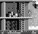 T2: Terminator 2 - Judgment Day Game Boy Nice pose...