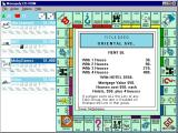 Monopoly Windows card statistics (and tresspassing)