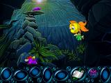 Freddi Fish and the Case of the Missing Kelp Seeds Windows Another friend of Freddi's and Luther's is stuck under a big stone.