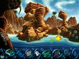 Freddi Fish 2: The Case of the Haunted Schoolhouse Windows There's another Purple Sea Urchin high on the rocks...