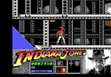 Indiana Jones and the Last Crusade: The Action Game DOS Level 3 - Starting off on the Zeppelin