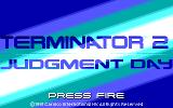 Terminator 2: Judgment Day DOS Title screen (Tandy)