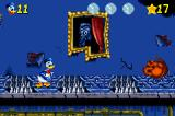 Disney's Donald Duck Adv@nce!*# Game Boy Advance Level: Magica De Spell's Manor.