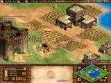 Age of Empires II: The Conquerors Windows Castles are great for defending large areas of territory