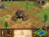 Age of Empires II: The Conquerors Windows Farms will be your main source of food throughout the game