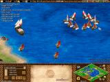 Age of Empires II: The Conquerors Windows Fishing fleet