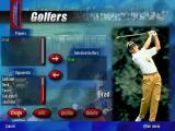 PGA Tour: Laptop Windows There are many golfer profiles on the disc but only one is made available by the Typical installation. If additional golfers are required a Custom re-installation is needed