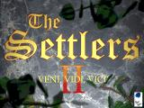 The Settlers II: Veni, Vidi, Vici DOS title screen