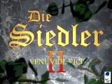 The Settlers II: Veni, Vidi, Vici DOS title screen (german)
