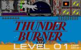 Thunder Burner Atari ST Code for the Level 01
