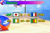 Ultimate Beach Soccer Game Boy Advance So many goals. Why?