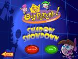 The Fairly OddParents!: Shadow Showdown Windows Title screen.