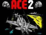 ACE 2 ZX Spectrum Title screen