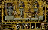 Prophecy: Viking Child DOS The Pyramid: The giant mummy is one of the bosses that wait every few levels.