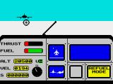 ACE: Air Combat Emulator ZX Spectrum Refueling mode