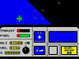 ACE: Air Combat Emulator ZX Spectrum Night dogfight