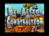 Fisher-Price Big Action Construction Windows The title screen