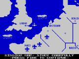 Ace of Aces ZX Spectrum Map overview