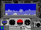 Ace of Aces ZX Spectrum Plane forward view