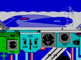 Ace of Aces ZX Spectrum Looking at your wings