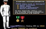 Red Storm Rising Amiga Campaign accomplishments so far.